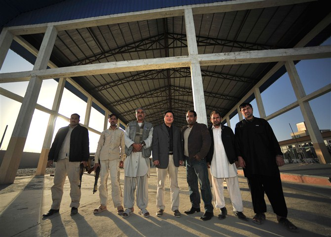 阿富汗钢铁厂