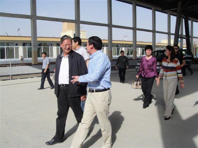 中国前驻阿富汗大使